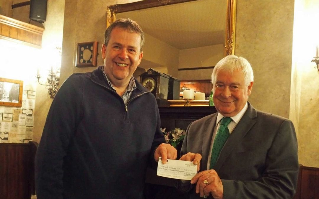 """Wirksworth Swimming Pool """"grows"""" in donations"""